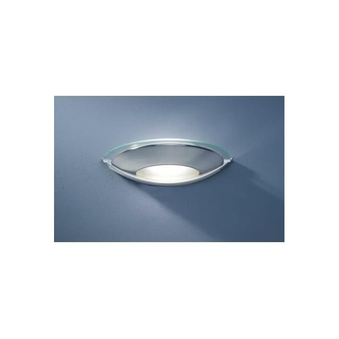 Dar dar via0746 via 1 light traditional wall light satin chrome via0746 via 1 light traditional wall light satin chrome finish mozeypictures Image collections
