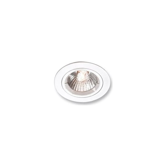 Aurora AU-DLM356 cast aluminium downlight 240V mains voltage GZ/GU10 fixed lock ring halogen downlight