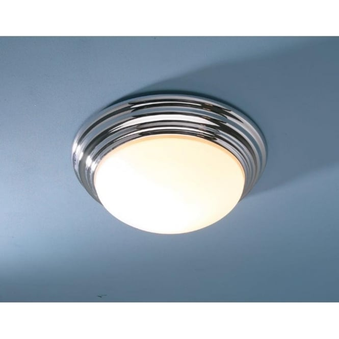 Bathroom Ceiling Lights Bulbs dar bar5050 barclay 1 light bathroom ceiling light flush polished