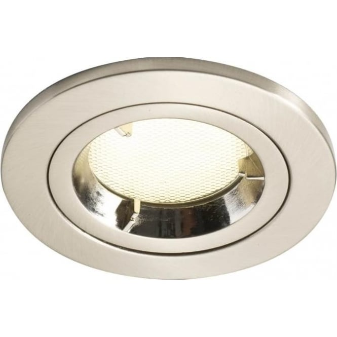 Dar ACE2045/11GU Ace Low Energy Firerated Downlight Satin Chrome