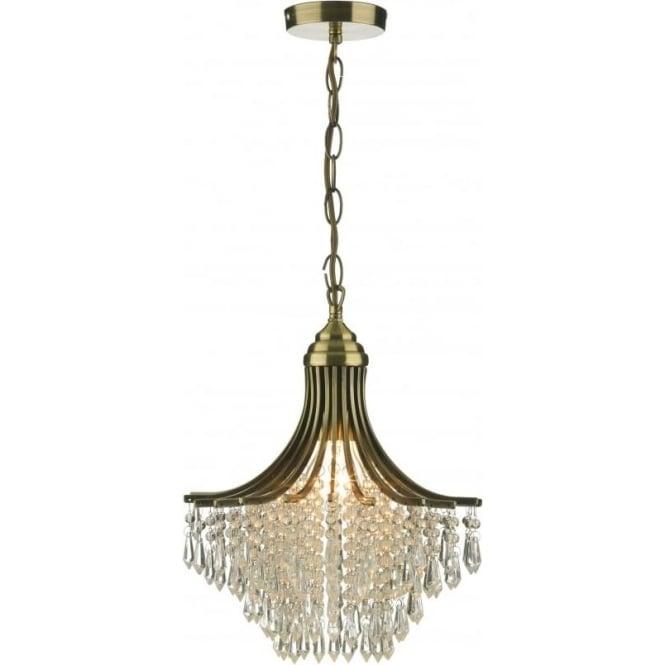 crystal lighting pendant lights