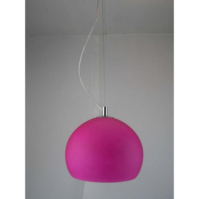 Retro Lighting Retro Lighting LPENDELPINK 1 Light Modern