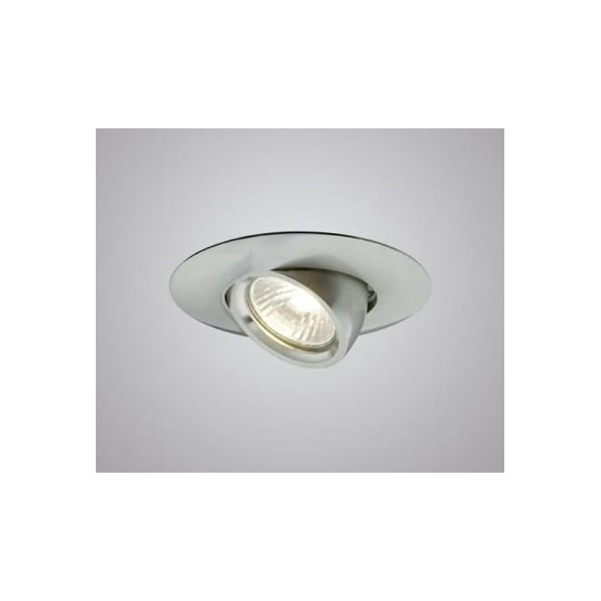 Eglo 90058 Spezia 1 Recessed GU10 halogen downlight nickel matt finish (adjustable)
