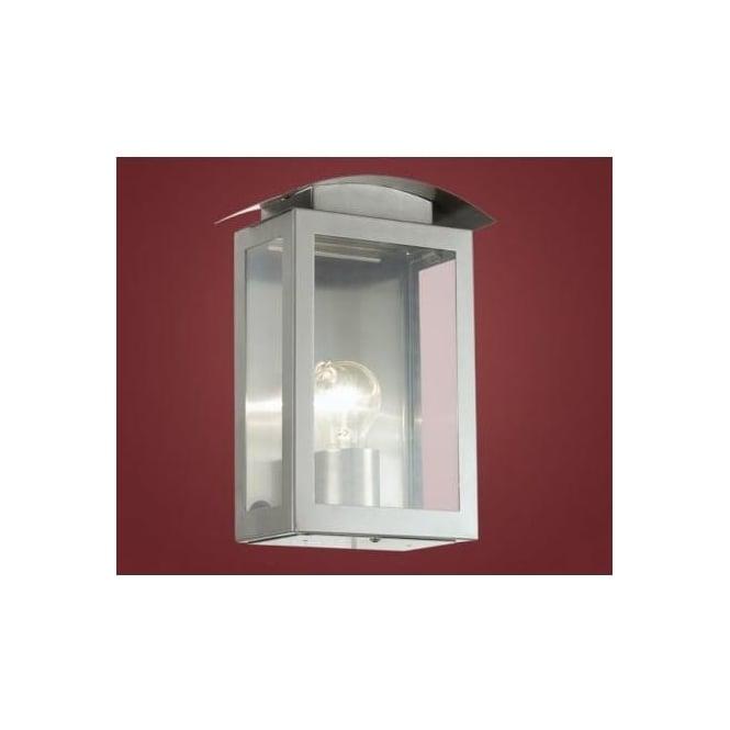 eglo eglo 91089 baranello 1 light modern outdoor wall light