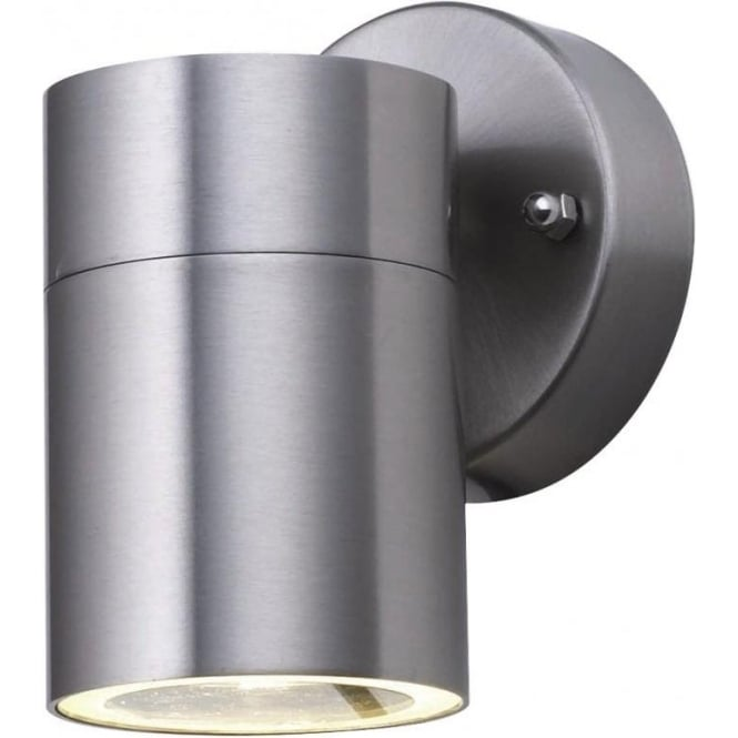 5008 1 Park Lane 1 Light Outdoor U0026amp; Garden Wall Light Stainless Steel  Polycarbonate