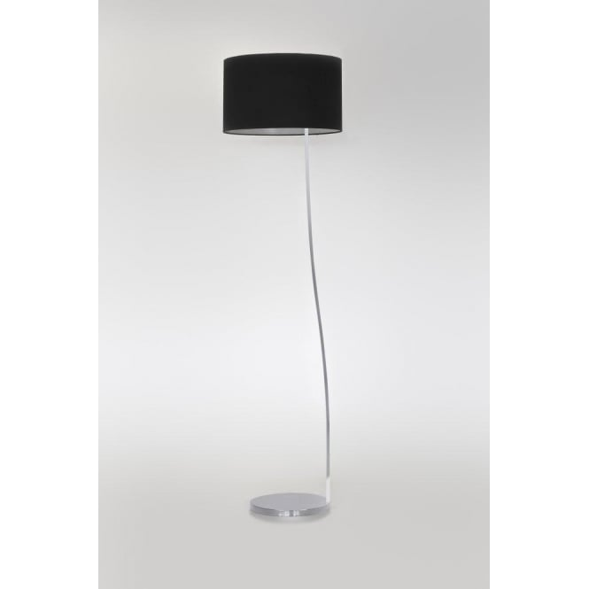 Astro 4534 Sofia Floor Lamp Matt Nickel with Shade