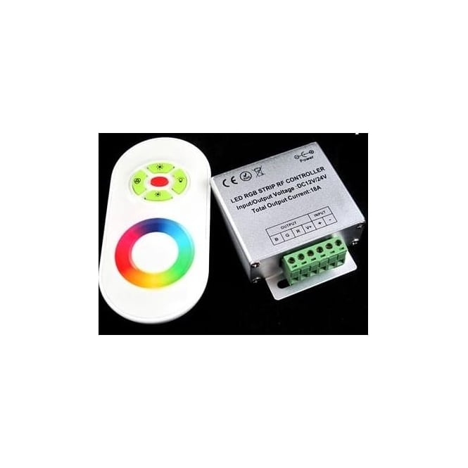 Ocean ORGB-RF1 RGB Colour Changing White RF Touch Remote and Controller Unit