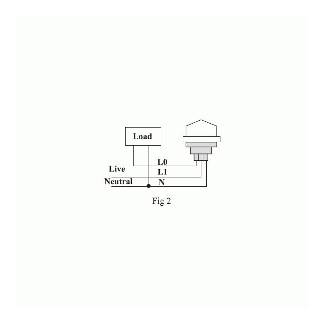 Terrific Wall Mounted Photocell Sensor Photocell Outdoor Lighting Sensor Wiring Database Denligelartorg