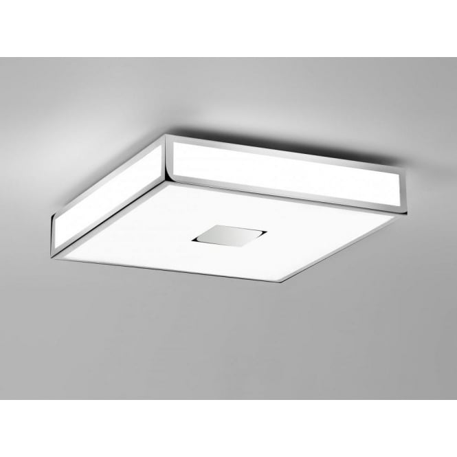 Astro 0891 Mashiko 400 4 Light Ceiling Light IP44 Polished Chrome