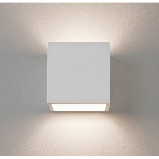 Astro 0917 | Pienza 1 Light Wall Light Plaster