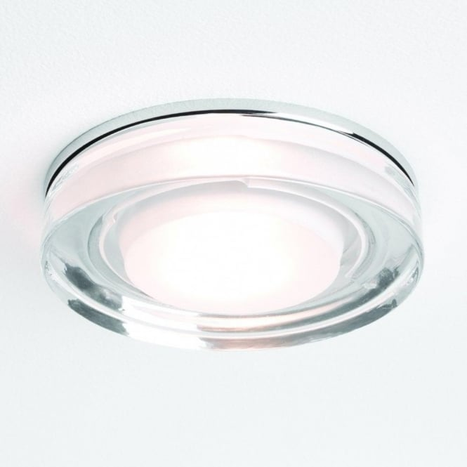 Astro 5509 12v Vancouver Round 1 Light IP65 Downlight Polished Chrome