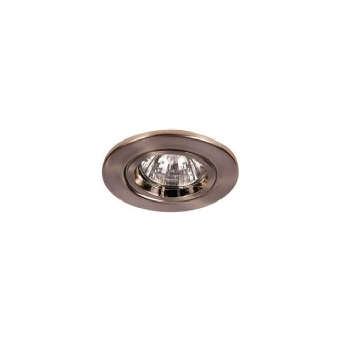 KSR FRD112 Firerated Tiltable Downlight Mains Voltage
