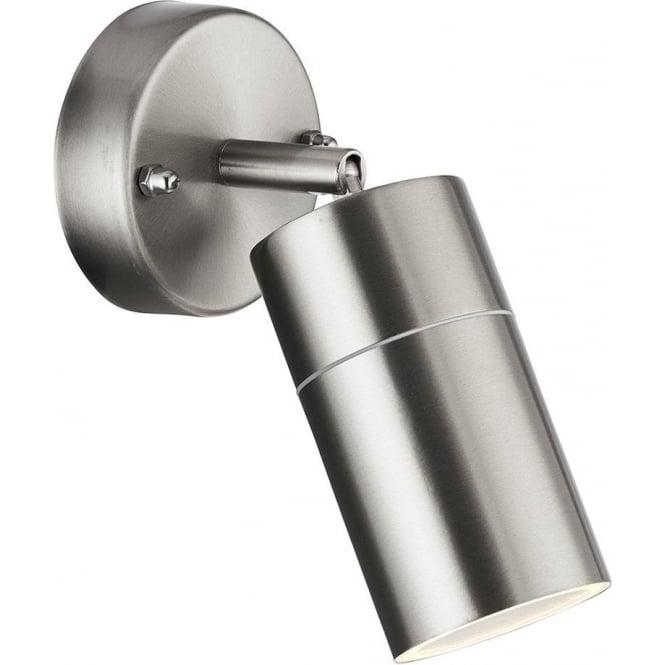 1 Light Spotlight Stainless Steel