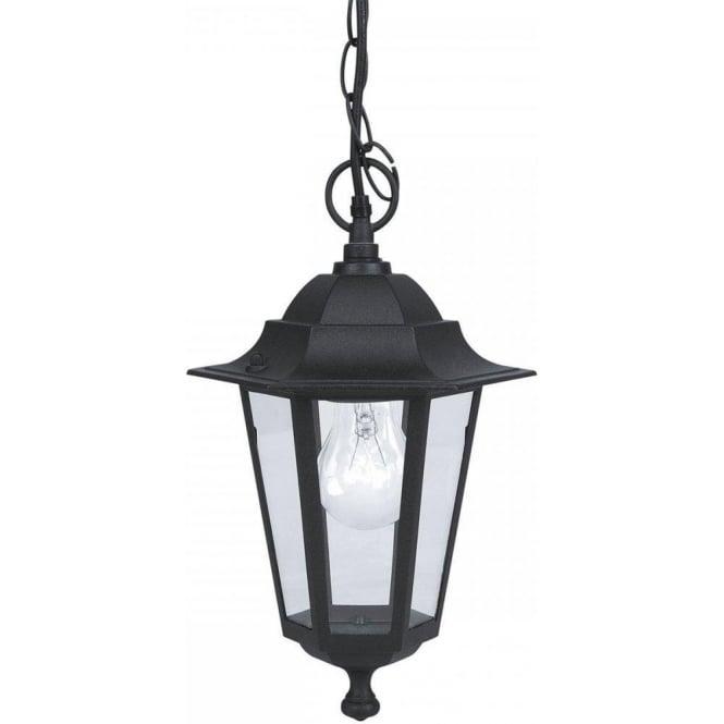 22471 eglo laterna 4 black pendant laterna lantern 22471 laterna4 1 light outdoor lantern pendant black ip33 aloadofball Images