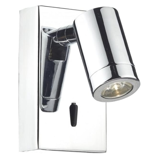 Dar Led Wall Lights : ANV7150 Wall Light Dar Anvil LED Wall Light Polished Chrome