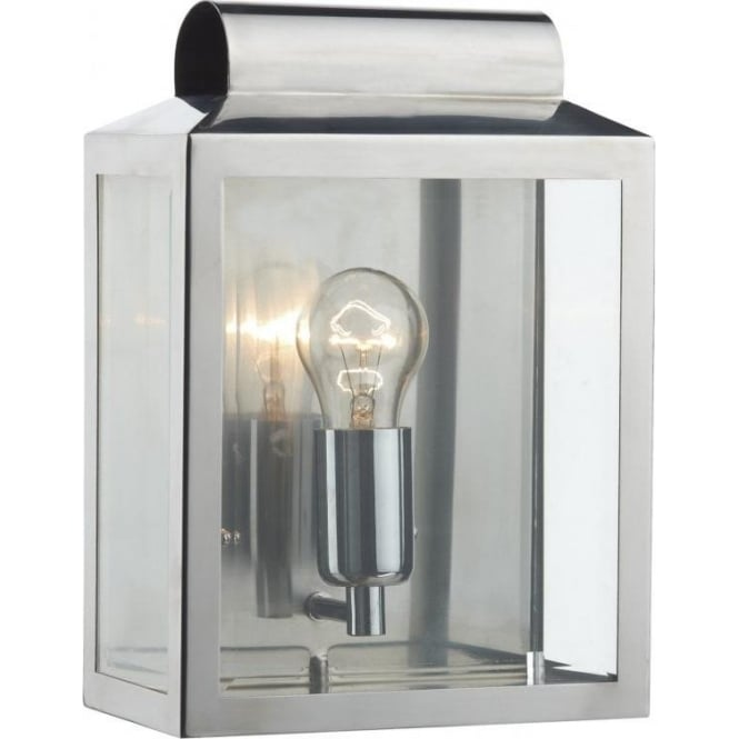 Not2144 dar stainless steel outdoor wall light notary ip44 wall not2144 notary 1 light outdoor wall light stainless steel ip44 aloadofball Image collections