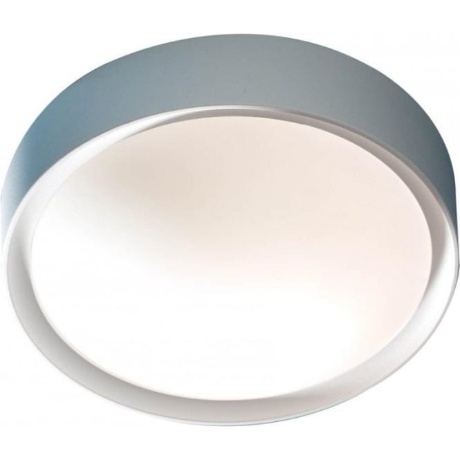 Dar BET52 Beta 1 Light Bathroom Ceiling Light IP44 Acrylic
