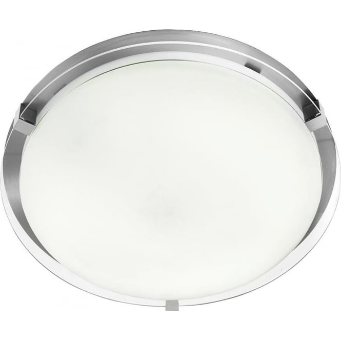 Searchlight 2541-38 Bathroom Flush Ceiling Light IP44