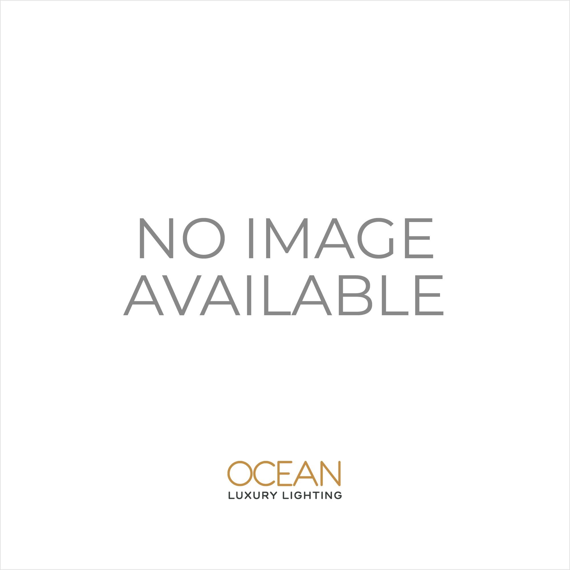 cru0750led cruise 1 light led wall light polished chrome