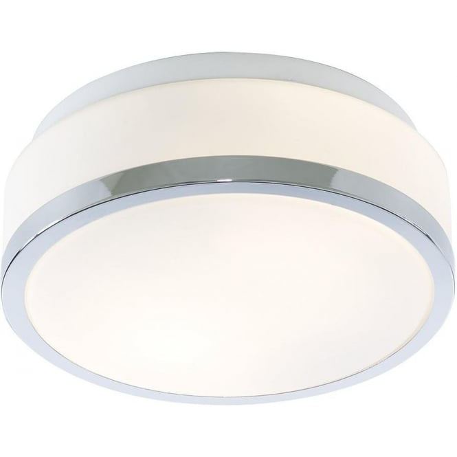 Searchlight 7039-28CC Flush 2 Light Flush Ceiling Light Polished Chrome