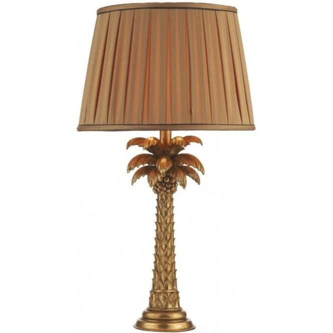 Palm table lamp gold table lamp parkbrass traditional lamp pal4235xhow4235rsx palm 1 light table lamp gold aloadofball Gallery