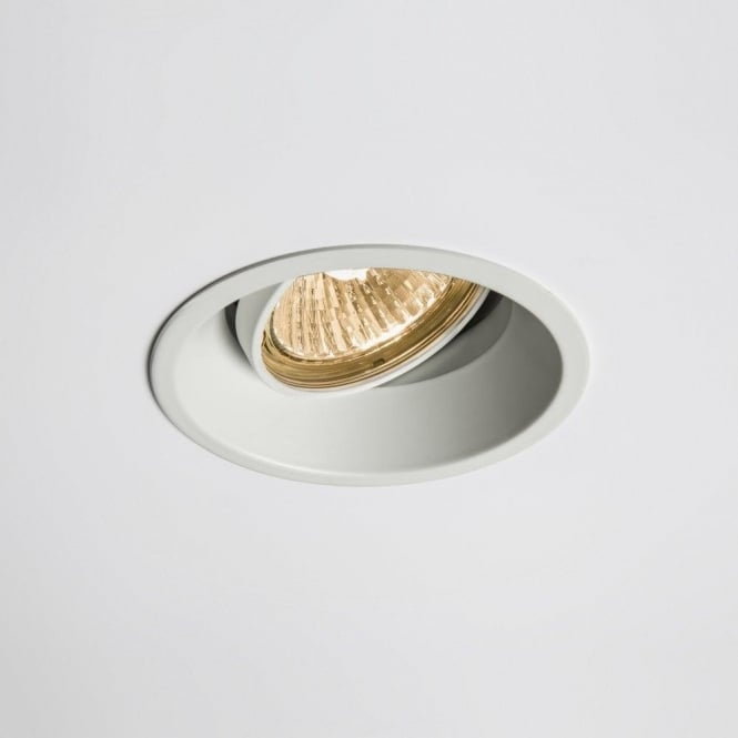 Astro 5665 Minima Mains Adjustable Interior Downlight White