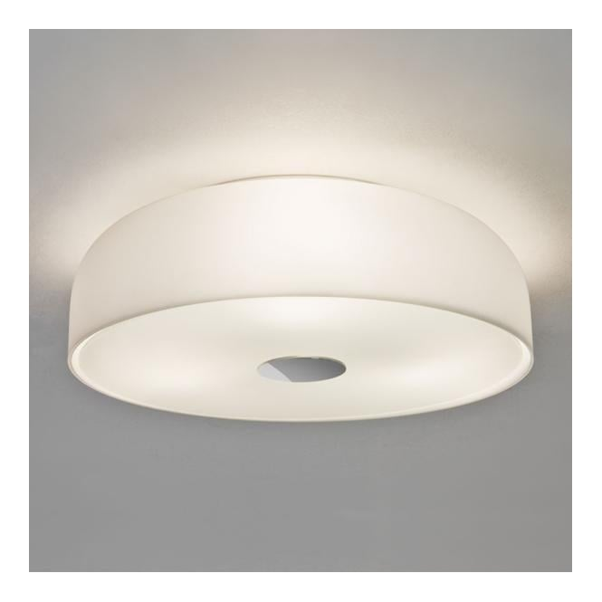 Astro 7189 Syros 3 Light Flush Ceiling Light IP44 White