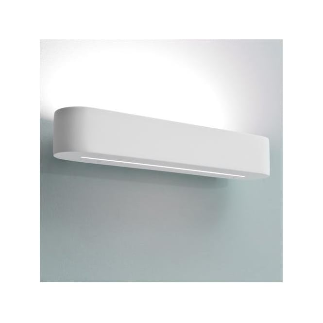 Astro 0610 Veneto 400 1 Light Up/Down Wall Light Plaster