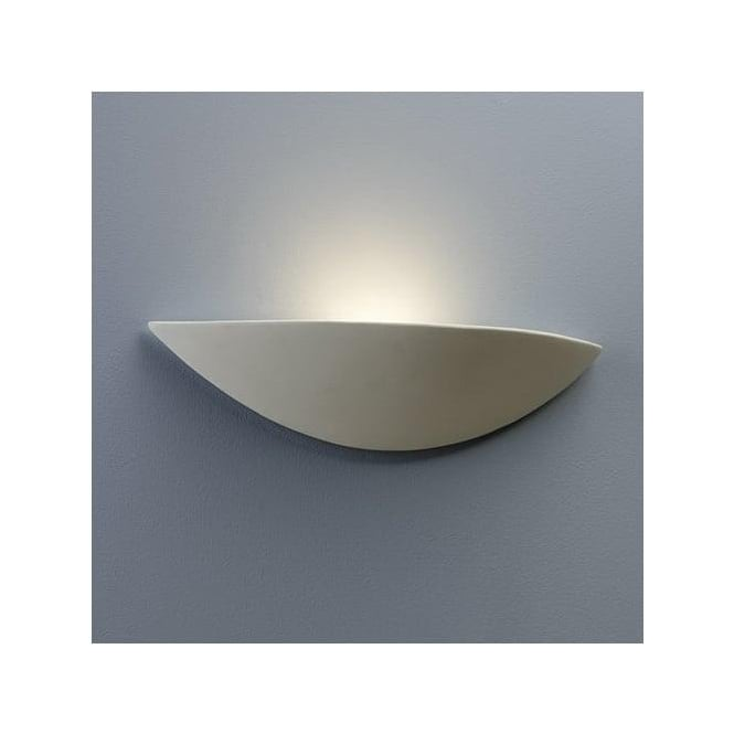 Astro 0425 Slice 1 Light Wall Light Ceramic