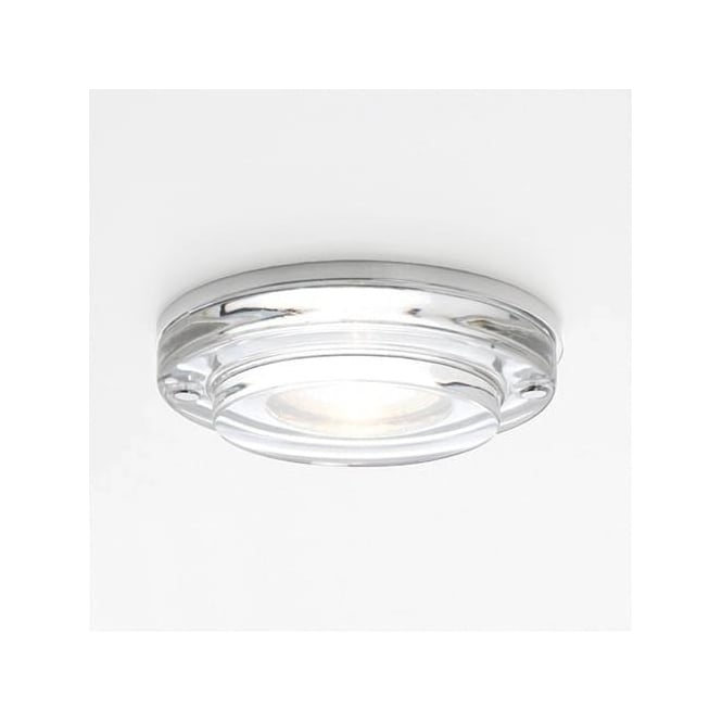 Astro 5564 Mint Round Mains Voltage IP65 Downlight Polished Chrome