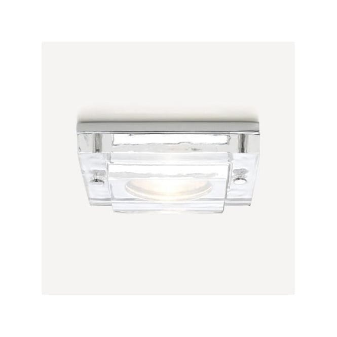 Astro 5555 Mint Square Low Voltage IP65 Downlight Polished Chrome