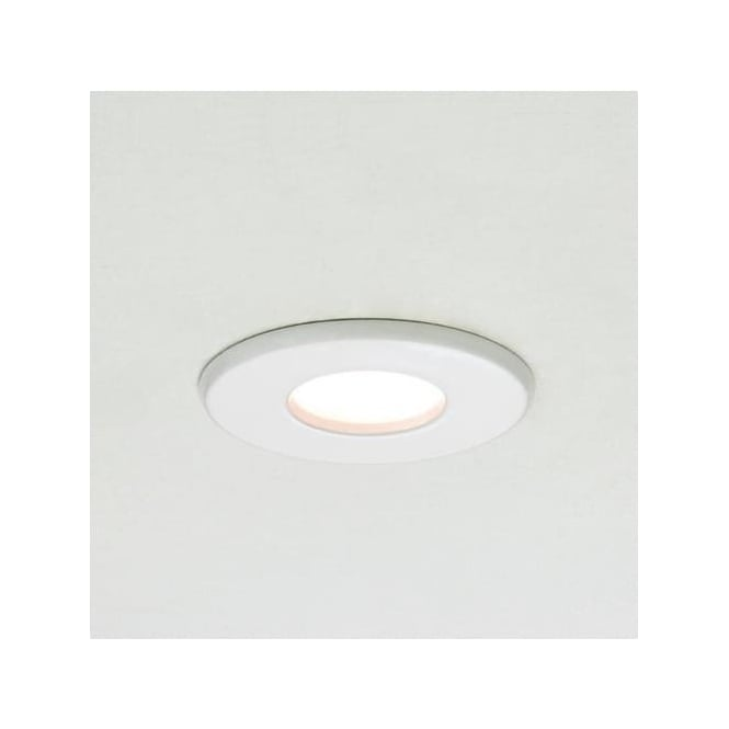 Astro 5621 Kamo 1 Light Mains Voltage IP65 Downlight White Fire Rated