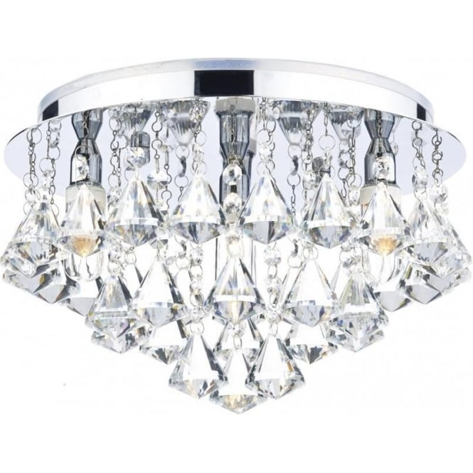 fri0450 fringe 4 light crystal semiflush ceiling light ip44