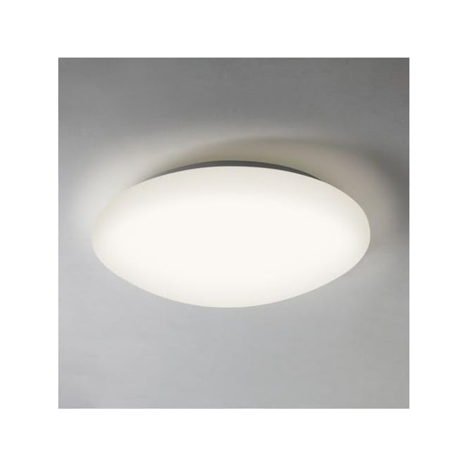 7395 Massa LED Sensor Flush Ceiling Light White