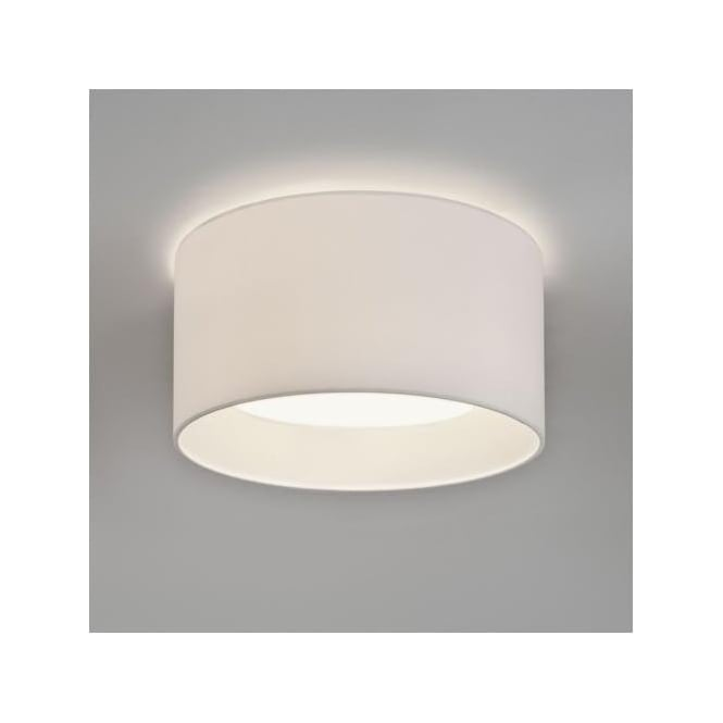 Astro 7056 Bevel Round 450 Shade Flush Ceiling Light