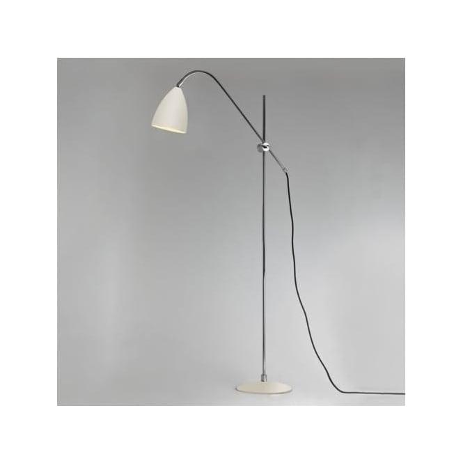 Astro 4548 joel 1 light floor lamp creampolished chrome 4548 joel 1 light adjustable floor lamp creampolished chrome aloadofball Choice Image