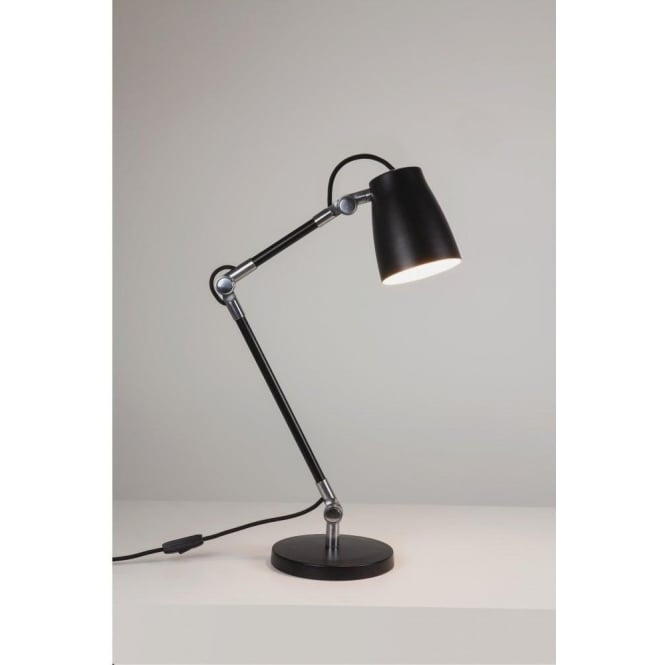 Astro 4564 Atelier Table Lamp Black