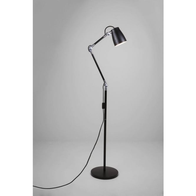 Astro 4567 Atelier Floor Lamp Black