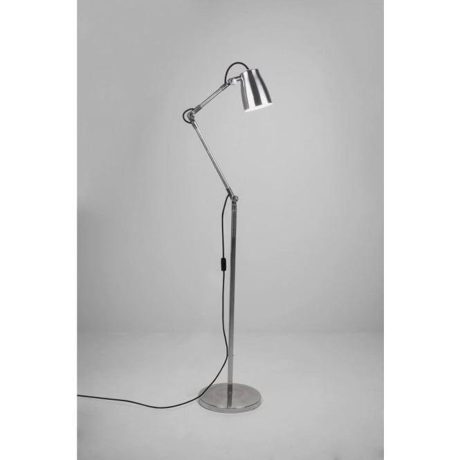 Astro 4565 Atelier Floor Lamp Polished Aluminium