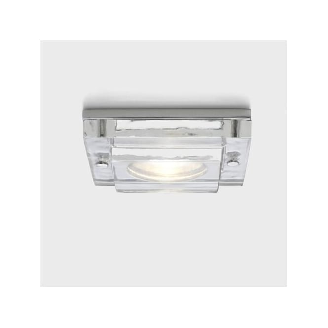 Astro 5599 Mint Square Low Voltage IP65 Firerated Downlight Polished Chrome
