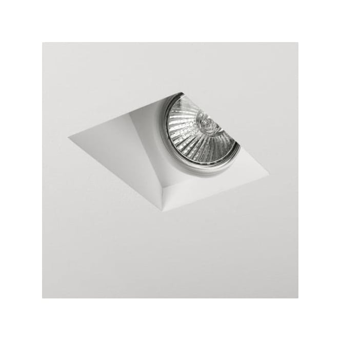 Astro 5656 Blanco 45 Square Recessed Interior Downlight