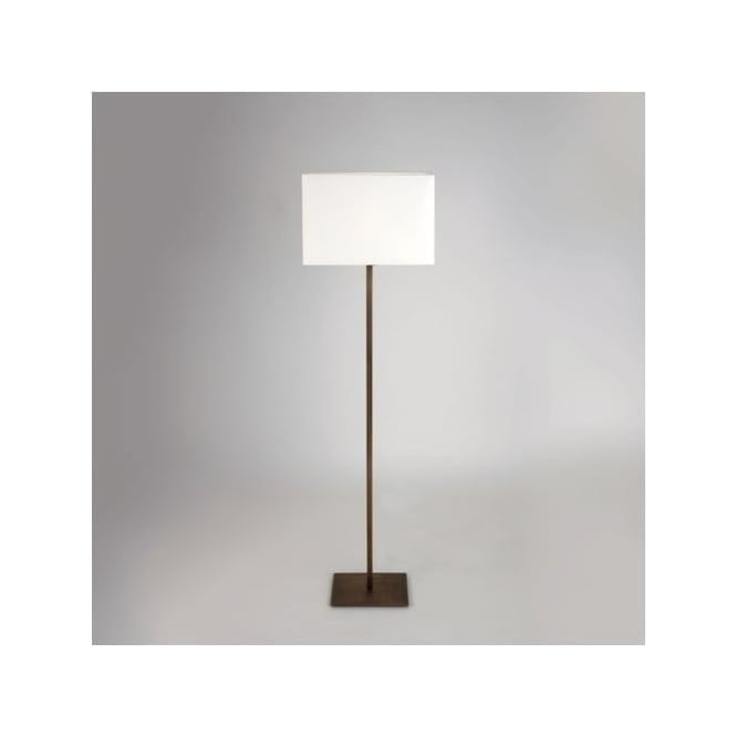Astro 4506 Park Lane Grande Floor Lamp Bronze with Shade