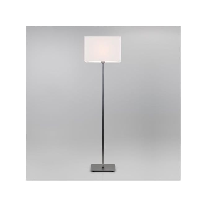 Astro 4517 Park Lane Grande Floor Lamp Matt Nickel with Shade