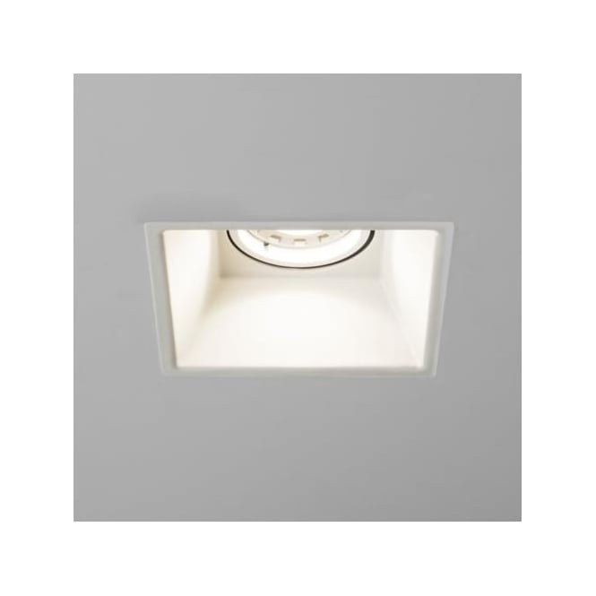 Astro 5742 Minima Square Mains Fire Rated Downlight White