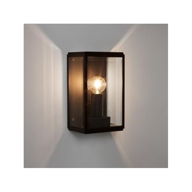 Astro 7590 homefield 130 outdoor wall light black ip44 7590 homefield 130 outdoor wall light black ip44 mozeypictures Images