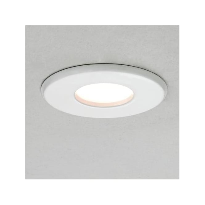 Astro 5658 Kamo 1 Light Mains Voltage IP65 Downlight White