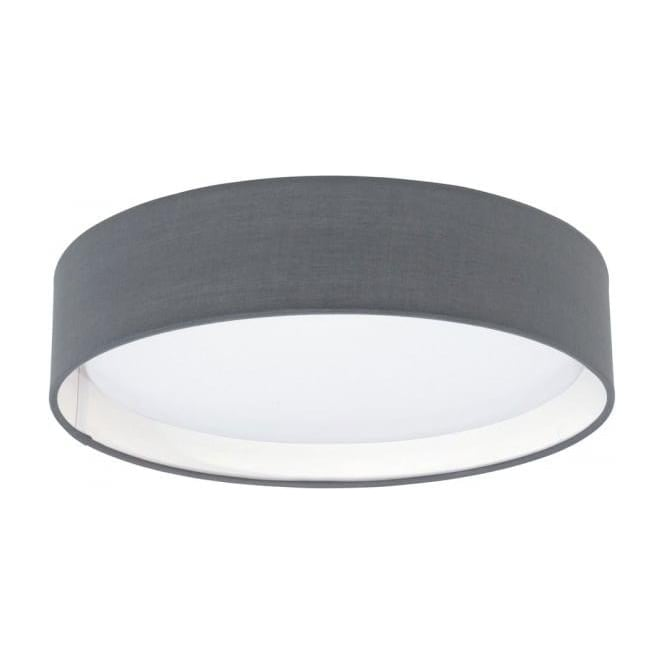 Eglo 31592 Pasteri LED Ceiling Light Grey