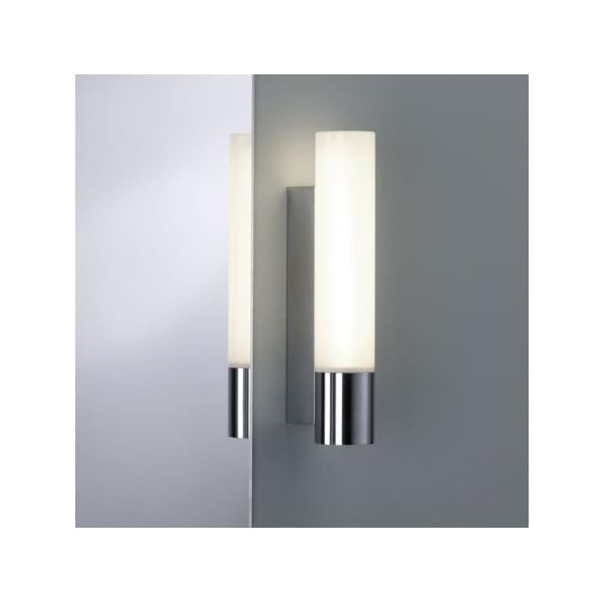 Astro 0386 Kyoto 1 Light IP44 Wall Light Polished Chrome