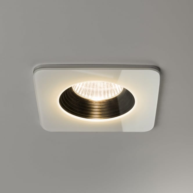 Astro 5731 Vetro Square Fire-rated LED Downlight IP65 White