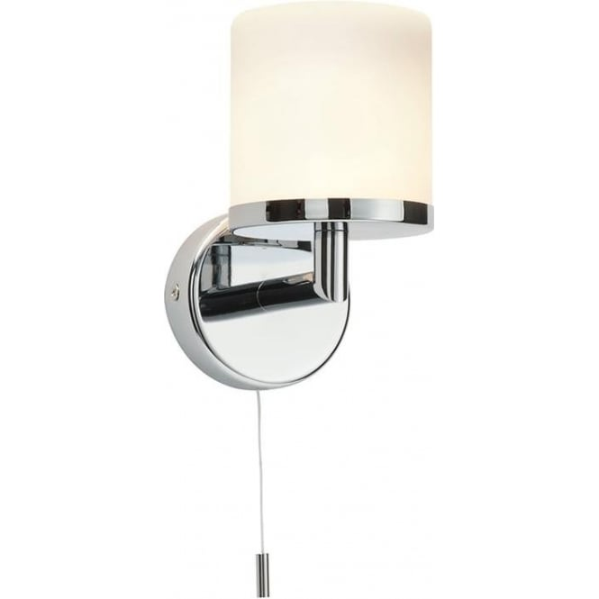 Endon 39608 Lipco Switched Bathroom Wall Light IP44 Chrome